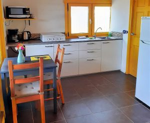 Keuken 1 slaapkamer bungalow