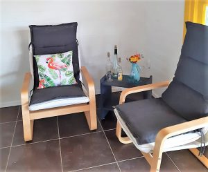 amazing view bungalows inside 1 bedroom